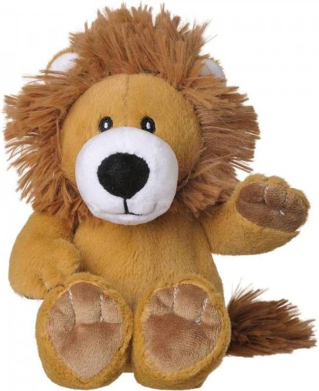 Welliebellies opwarmknuffel leeuw 20 cm online kopen